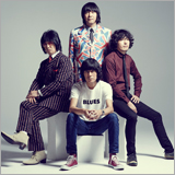 THE COLLECTORS、NEWアルバム『Roll Up The Collectors』J写公開&収録曲決定
