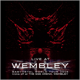 BABYMETAL、「LIVE AT WEMBLEY」最新映像公開!