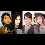 AWA、「My Rolling Stones」PROJECTを始動