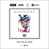 KANDYTOWN、1stアルバム『KANDYTOWN』を音楽配信サイトにて配信開始