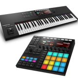 Native Instruments、「MASCHINE MK3」と「KOMPLETE KONTROL MK2 S49/S61」を発表!