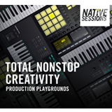 Native Instruments、新製品イベント「NATIVE SESSIONS - TOTAL NONSTOP CREATIVITY @Contact Tokyo」を開催!
