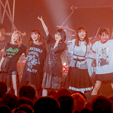 Q'ulle、20都市23公演を巡ったツアーファイナルでZepp DIVERCITYが熱狂!