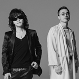 AK-69、新曲を含む究極コラボBESTアルバム『無双Collaborations -The undefeated-』にToshl(X JAPAN)が参加!