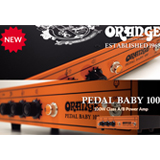 NAMM2019で世界各国から大きな反響のあった最新作「Pedal Baby 100」の国内初入荷が2月15日に決定!
