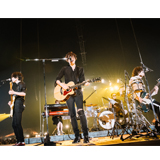 [ALEXANDROS]、「Sleepless in Japan Tour」ツアーファイナル(6/16・さいたまスーパーアリーナ公演)