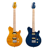 コルグ、Sterling by Music Man「AXIS FLAME MAPLE TOP」をリリース!