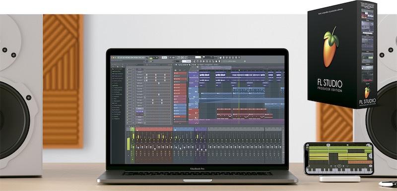 "Image Line Software Fl Studio 20 ž¹åº•ãƒ¬ãƒ""ュー Tunegate Me"
