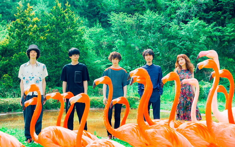 Czecho No Republic、ニューアルバムのリリースツアーを9月10日から開催!