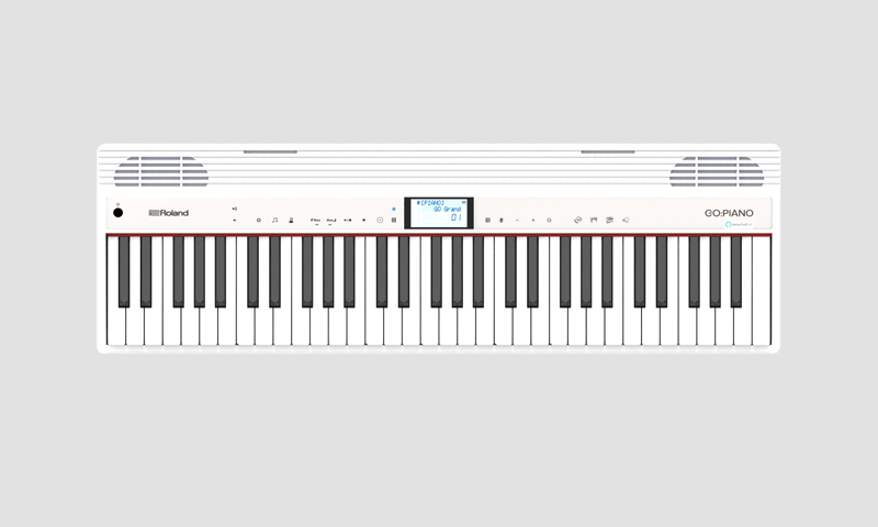 GO:PIANO with Alexa Built-in Top