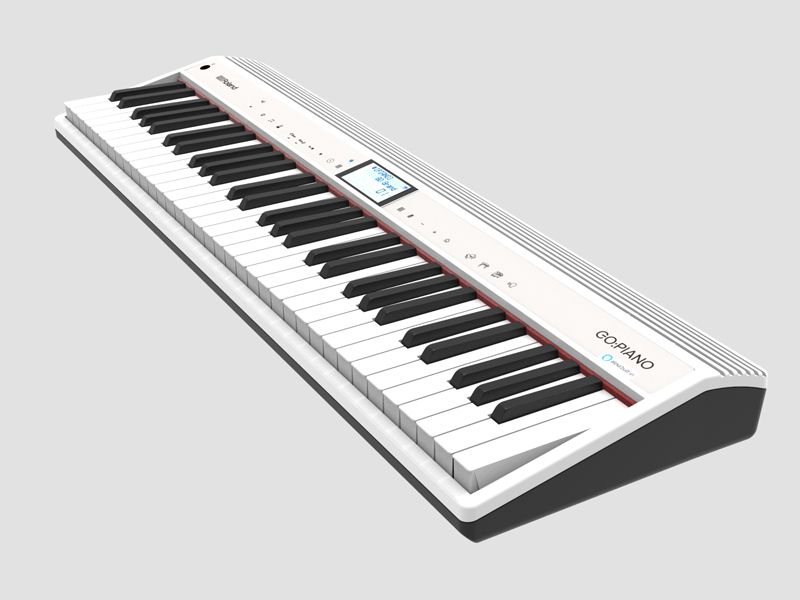 GO:PIANO with Alexa Built-in side