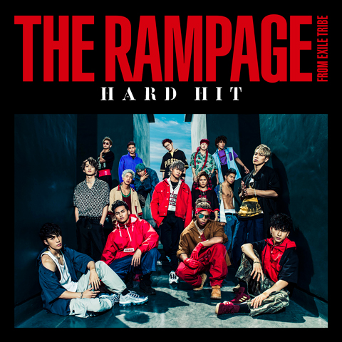 THE RAMPAGE CD