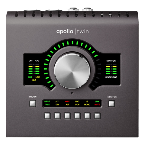Apollo Twin Mkll