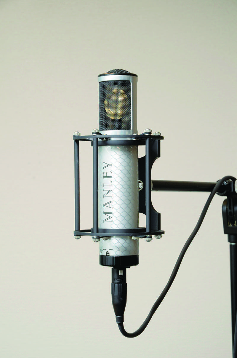 manley Reference Silver Mic