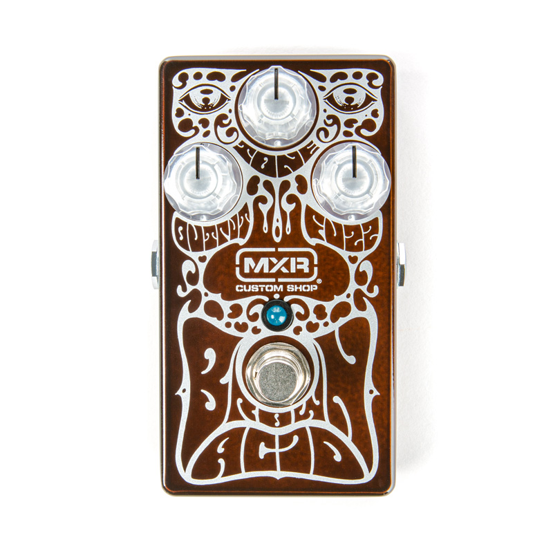 MXR「CSP038 BROWN ACID FUZZ」