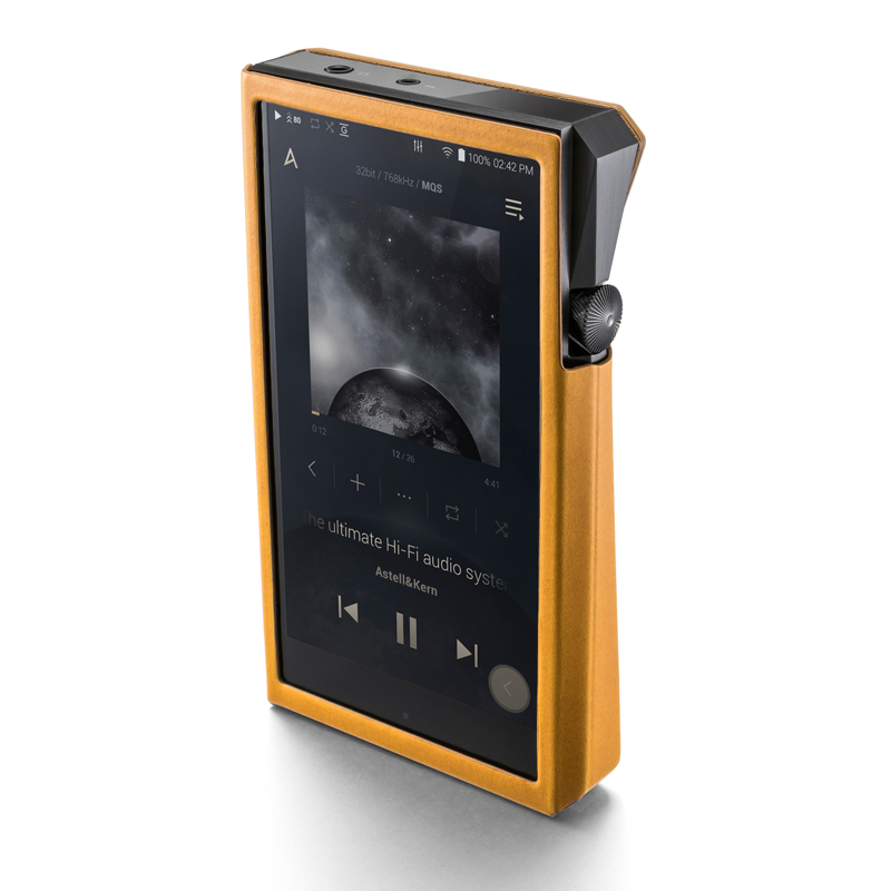 Astell&Kern「A&ultima SP2000」の限定カラー「Onyx Black」