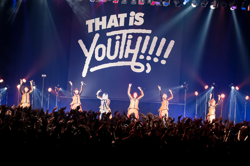 「THAT is YOUTH!!!!FES」