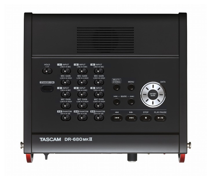 TASCAM DR-680mkII(Top)
