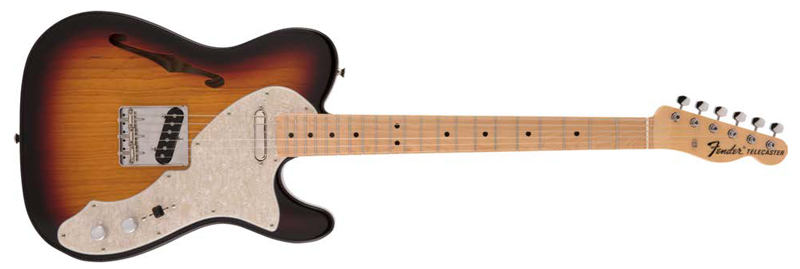 MADE IN JAPAN HERITAGE 60S TELECASTER® THINLINE