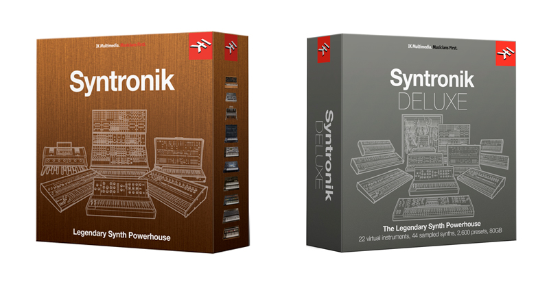 「Synth Month Syntronikプロモ」