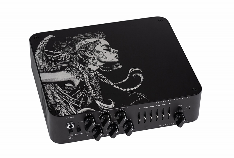 "Darkglass「Microtubes900v2 Limited Edition ""Euryale""」"