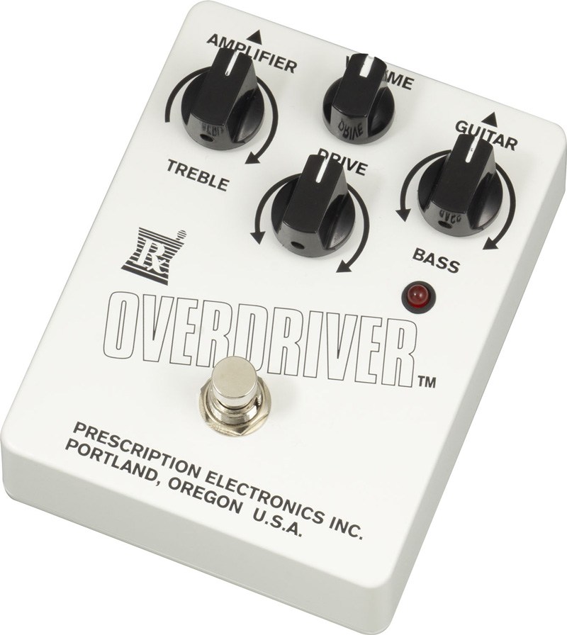 Rx Overdriver