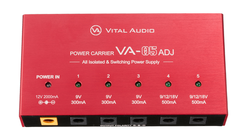 POWER CARRIER VA-05 ADJ